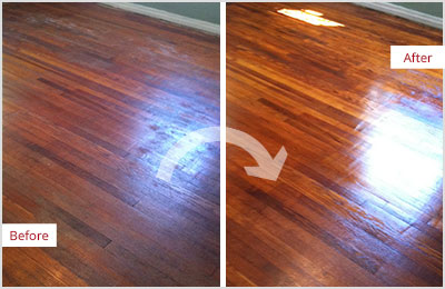 Sir Grout Tampa Wood Refinishing Sand Free