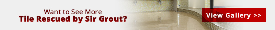 Picture of Bathroom Grout Caulking, Tile and Grout Restoration Gallery