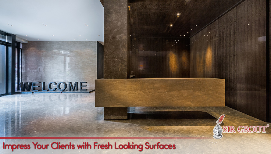 Impress Your Customer with Perfect, Good-Looking Stone Surfaces